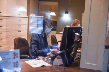 Reception Area | Scenic Acres Dental Centre | NW Calgary | General Dentist